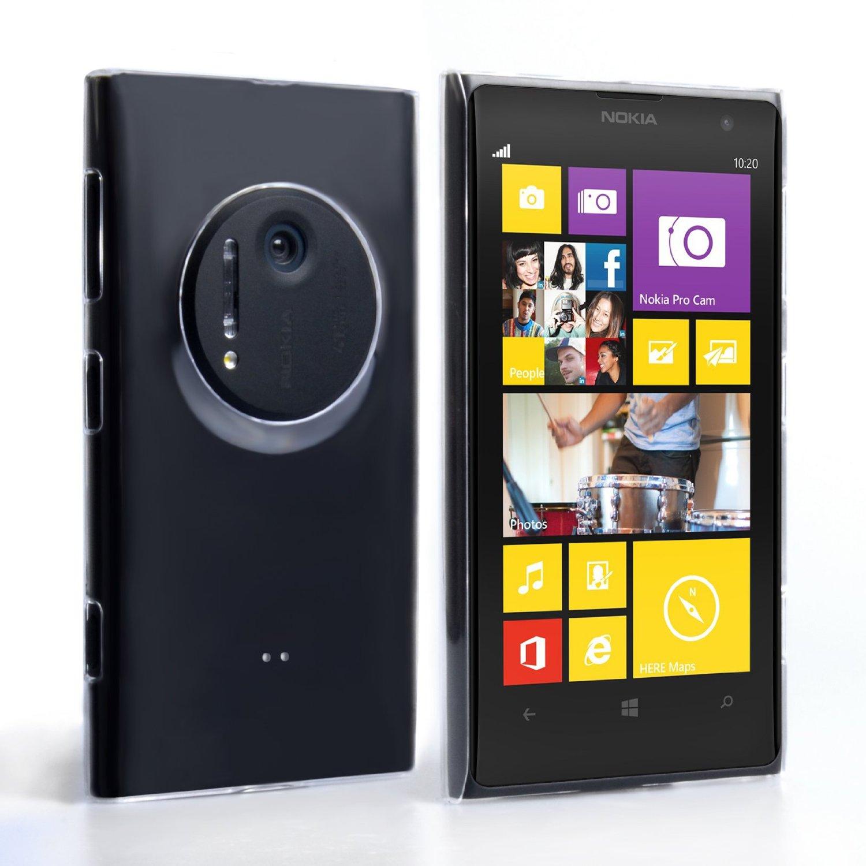 Διάφανη Θήκη Nokia Lumia 1020 by YouSave (Z490-1020)