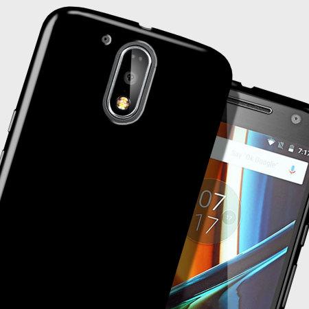 Olixar Θήκη Σιλικόνης Motorola Moto G4 / G4 Plus (59668)