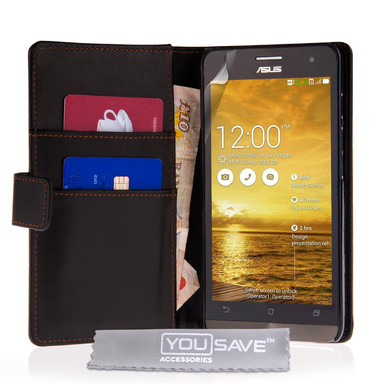 Θήκη - Πορτοφόλι για Asus Zenfone 5 by YouSave (Z191)