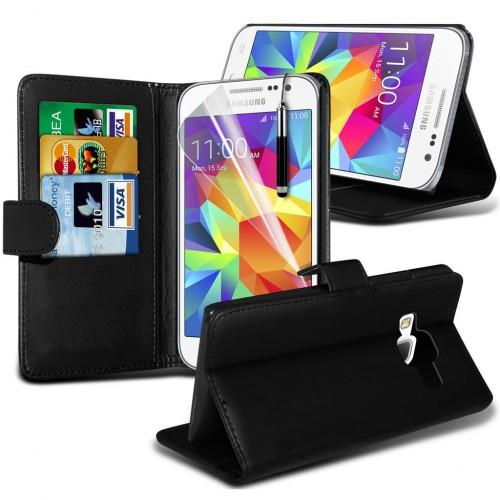 Θήκη Samsung Galaxy Core Prime - Πορτοφόλι (001-002-905) - OEM
