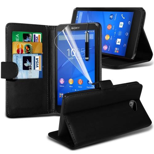 Θήκη Sony Xperia E4g - Πορτοφόλι (001-005-454) - OEM