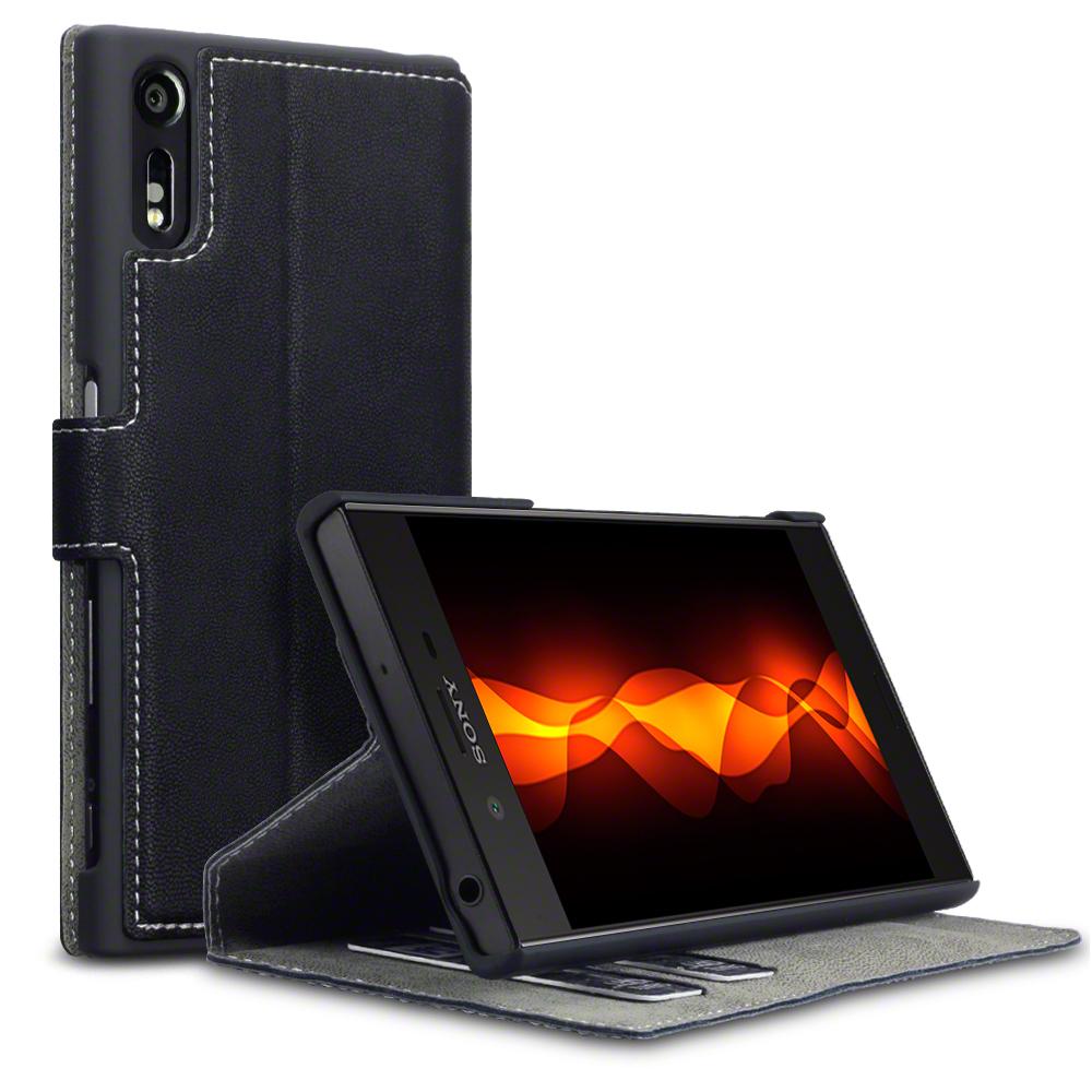 Terrapin Θήκη Sony Xperia XZ/ XZs - Πορτοφόλι (117-005-458) - Black