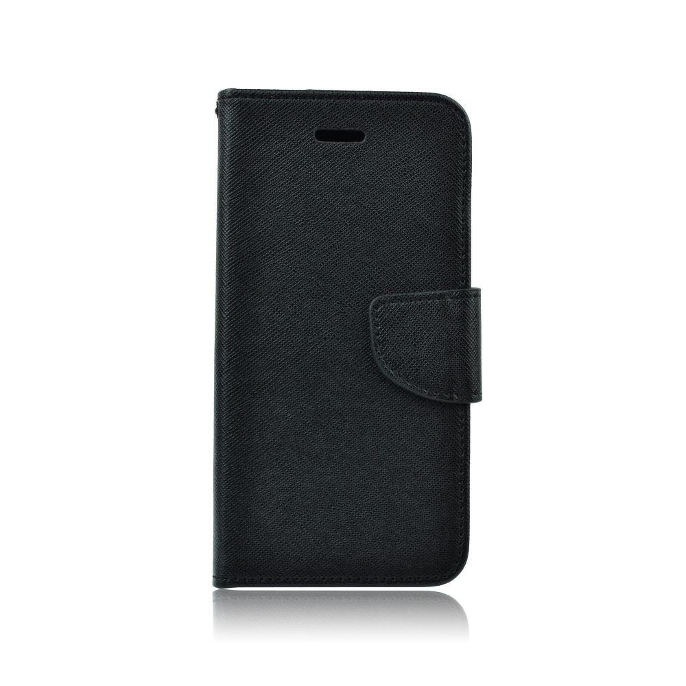 """Θήκη Fancy Diary Alcatel Pixi 4 (5"""") - Πορτοφόλι (9412) - Μαύρο - OEM θήκες κινητών"""