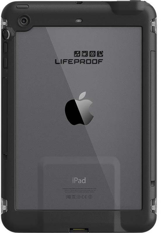 LifeProof Fre Αδιάβροχη Θήκη iPad Mini - Black (1406-01)