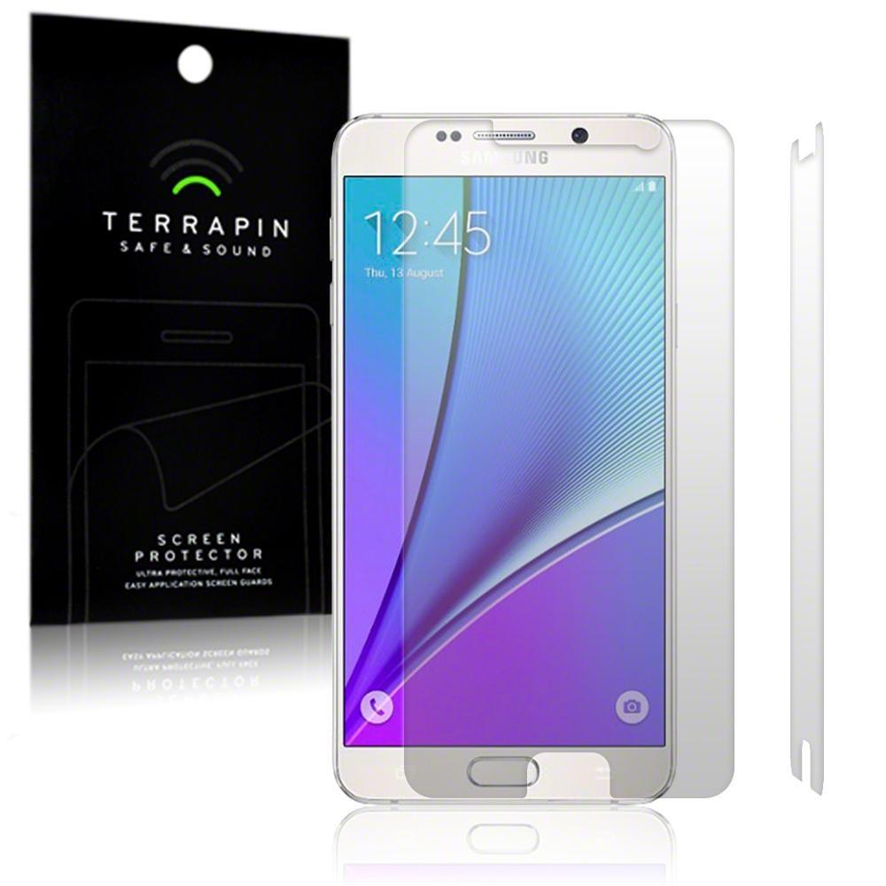 Μεμβράνη Προστασίας Οθόνης Samsung Galaxy Note 5 by Terrapin - 2 Τεμάχια (006-002-278)