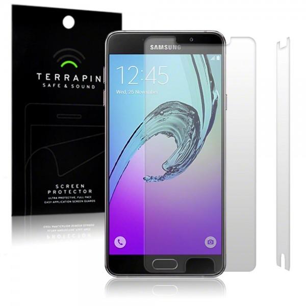 Μεμβράνη Προστασίας Οθόνης Samsung Galaxy A7 II (2016) by Terrapin - 2 Τεμάχια (006-002-294)