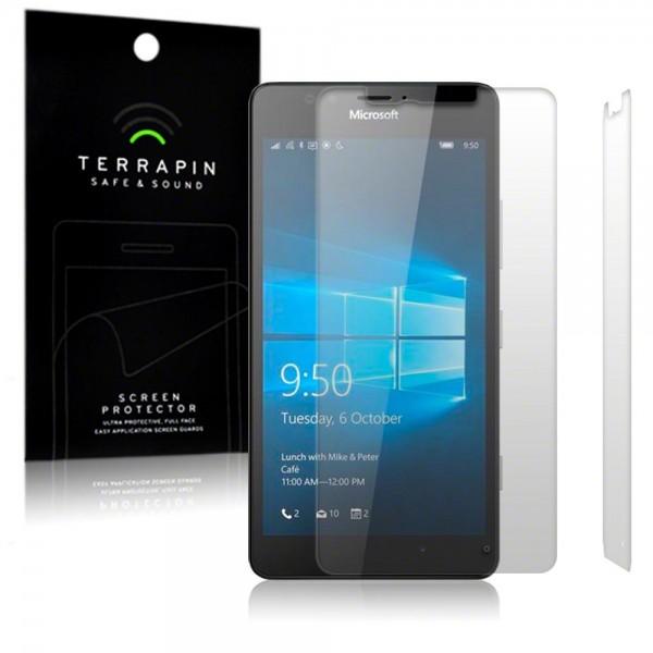 Μεμβράνη Προστασίας Οθόνης Microsoft Lumia 950 by Terrapin - 2 Τεμάχια (006-116-021)