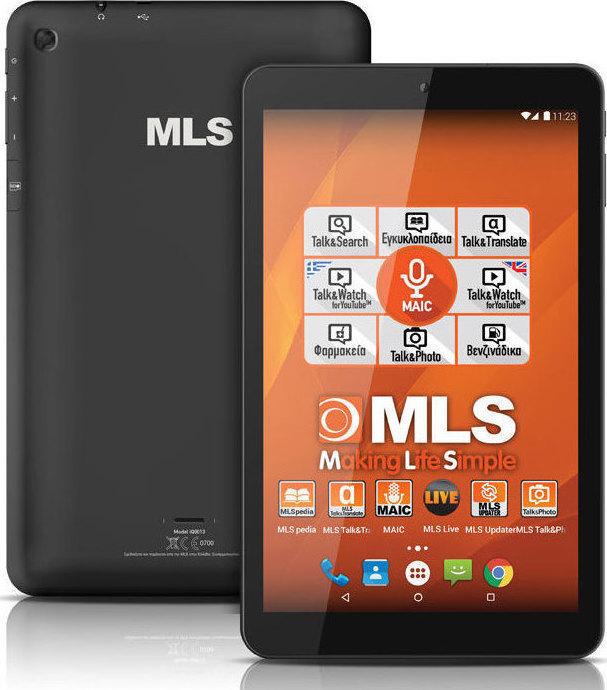 "MLS Life WiFi Tablet 10.1"" (33.ML.540.140) νέα προϊόντα"
