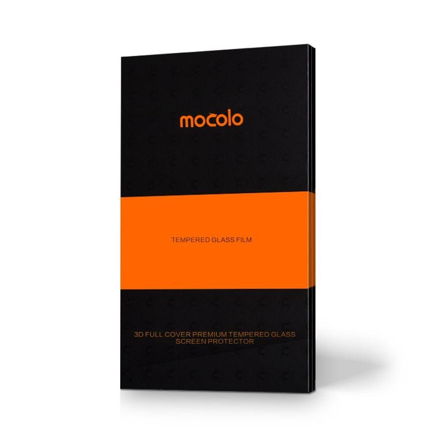 Mocolo 3D Tempered Glass - Fullface Αντιχαρακτικό Γυαλί LG V30 - Black (LG1918)
