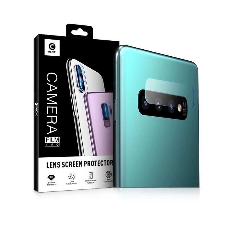Mocolo TG+ Glass Camera Protector - Αντιχαρακτικό Προστατευτικό Γυαλί για Φακό Κάμερας Samsung Galaxy S10 (45554)
