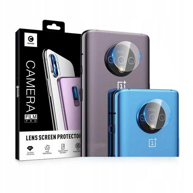 Mocolo TG+ Premium Glass Camera Protector - Αντιχαρακτικό Προστατευτικό Γυαλί για Φακό Κάμερας OnePlus 7T (YJ4535)