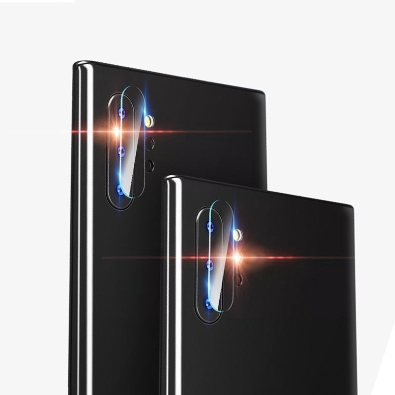 Mocolo TG+ Premium Glass Camera Protector - Αντιχαρακτικό Προστατευτικό Γυαλί για Φακό Κάμερας Samsung Galaxy Note 10 Plus (SX4428)