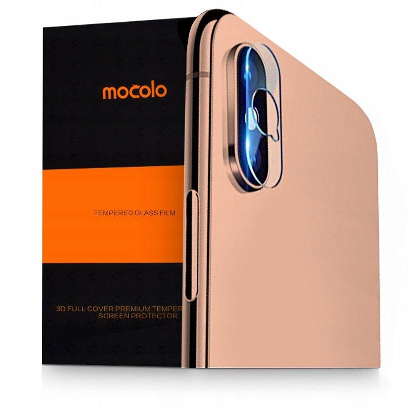 Mocolo TG+ Glass Camera Protector - Αντιχαρακτικό Προστατευτικό Γυαλί για Φακό Κάμερας Apple iPhone XS (PG3652)