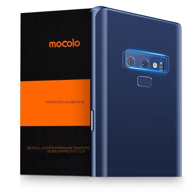 Mocolo TG+ Glass Camera Protector - Αντιχαρακτικό Προστατευτικό Γυαλί για Φακό Κάμερας Samsung Galaxy Note 9 (SX3279)