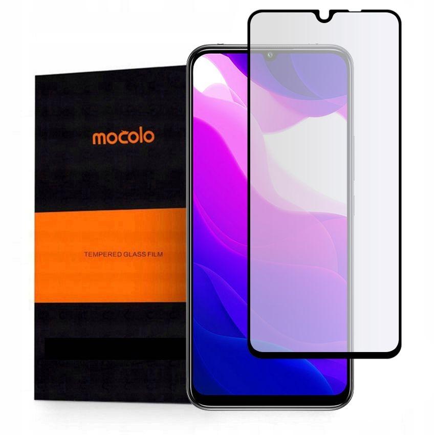 Mocolo TG+ Full Glue Tempered Glass - Fullface Αντιχαρακτικό Γυαλί Xiaomi Mi 10 Lite - Black (XM4761)