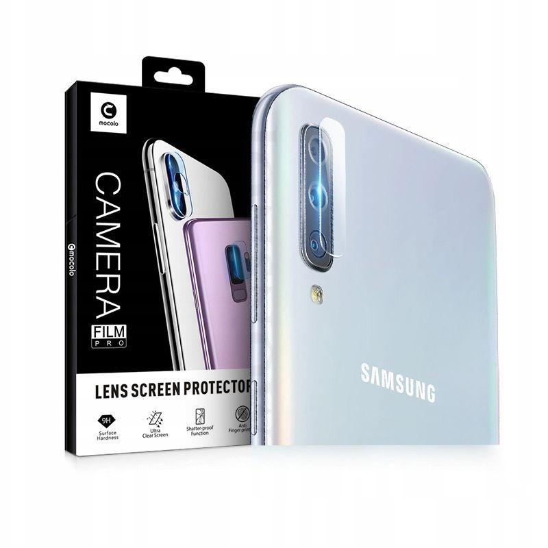 Mocolo TG+ Glass Camera Protector - Αντιχαρακτικό Προστατευτικό Γυαλί για Φακό Κάμερας Samsung Galaxy A40 (63047)
