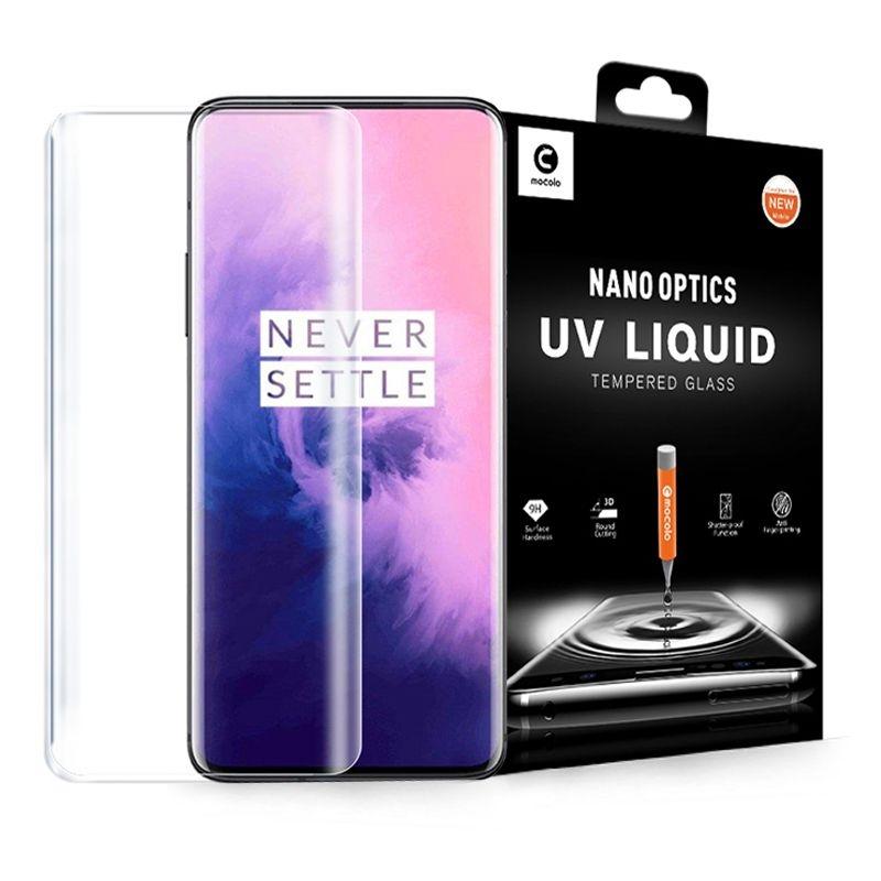 Mocolo UV Tempered Glass  - Σύστημα Προστασίας Οθόνης OnePlus 7/7T Pro (49101)