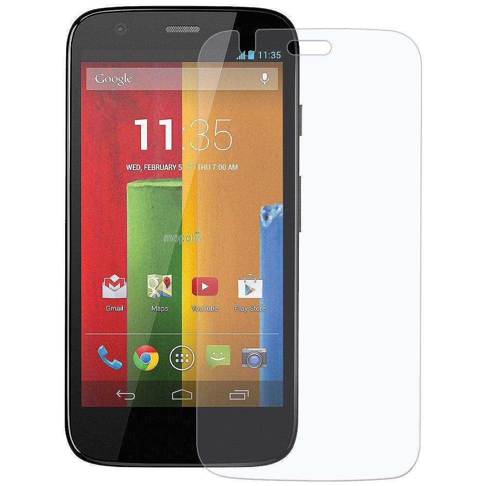 Αντιχαρακτικό Γυάλινο Screen Protector Motorola Moto G - OEM (9514)