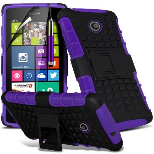 Ανθεκτική Θήκη Nokia Lumia 630/635 (031-001-633) - OEM default category