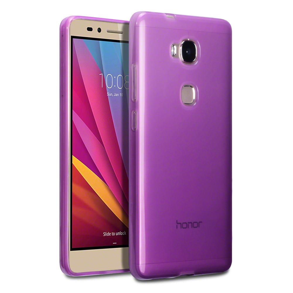 Terrapin Ημιδιάφανη Θήκη Σιλικόνης Huawei Honor 5X (118-083-033) θήκες κινητών