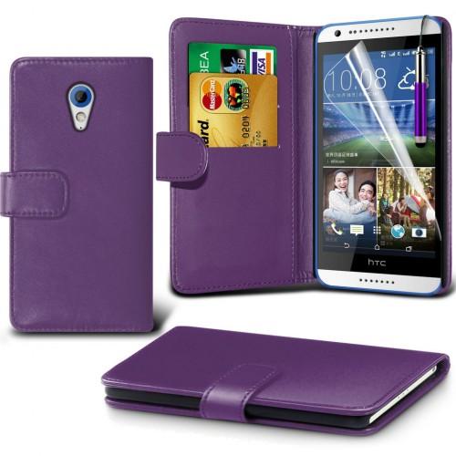 Θήκη HTC Desire 820 - Πορτοφόλι (001-028-826) - OEM θήκες κινητών