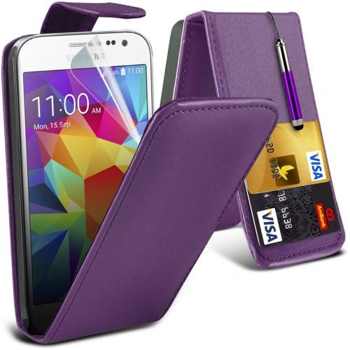 Flip Θήκη Samsung Galaxy Young 2 (001-002-023) - OEM