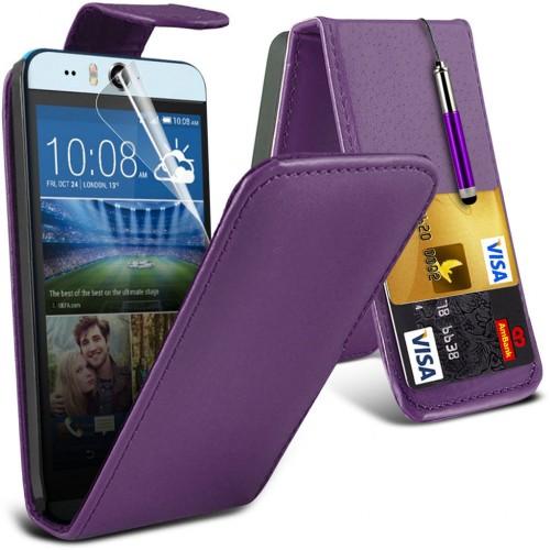 Flip Θήκη HTC Desire 820 (001-028-825) - OEM