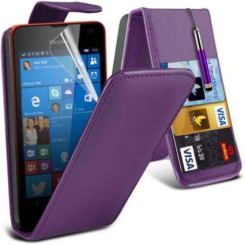Flip Θήκη Microsoft Lumia 550 (001-116-550) - OEM