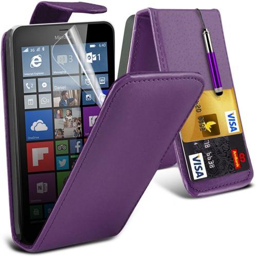 Flip Θήκη Microsoft Lumia 640 (001-116-645) - OEM