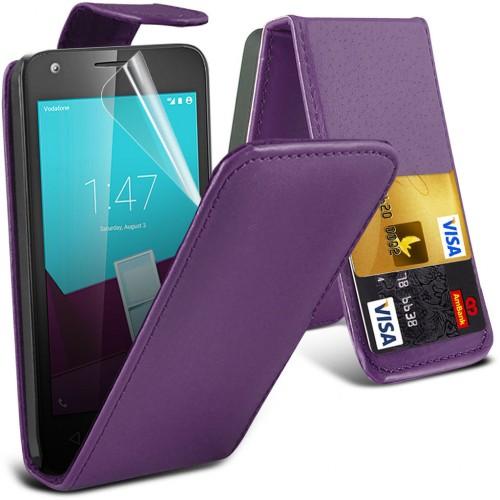 Flip Θήκη Vodafone Smart Speed 6 (001-004-063) - OEM