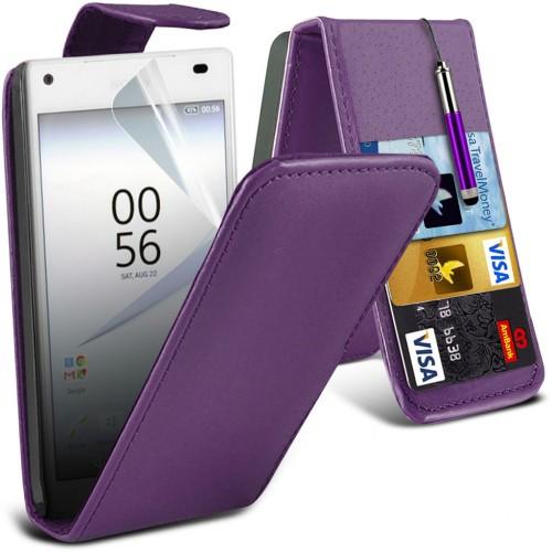 Flip Θήκη Sony Xperia Z5 Compact (001-005-504) - OEM