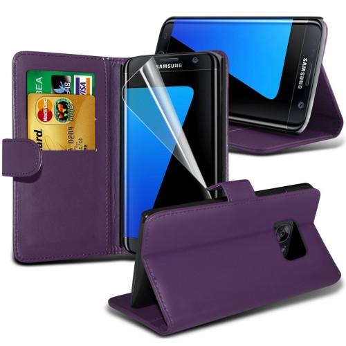 Θήκη Samsung Galaxy S7 Edge - Πορτοφόλι (001-002-770) - OEM