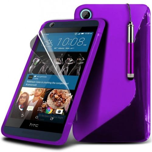 Ημιδιάφανη Θήκη HTC Desire 626 (018-028-029) - OEM