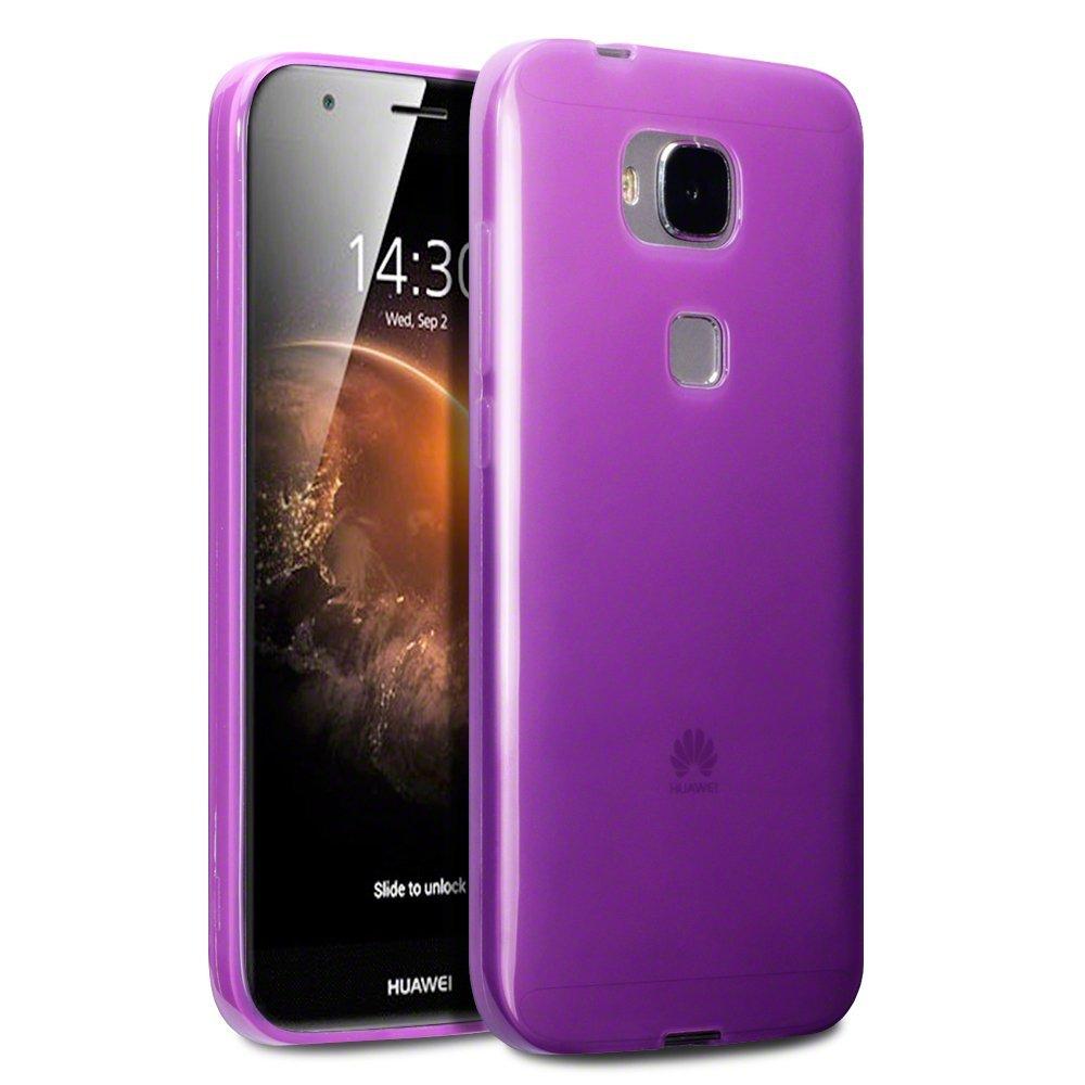 Ημιδιάφανη Θήκη Huawei Ascend G8 by Terrapin (118-083-024) θήκες κινητών