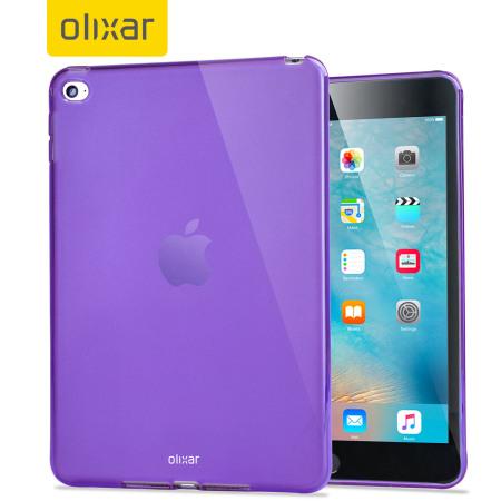 Ημιδιάφανη Θήκη iPad Mini 4 by Olixar (55703)