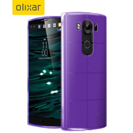 Ημιδιάφανη Θήκη LG V10 by Olixar (55699)