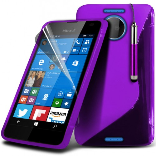 Θήκη Microsoft Lumia 550 (018-116-554) - OEM