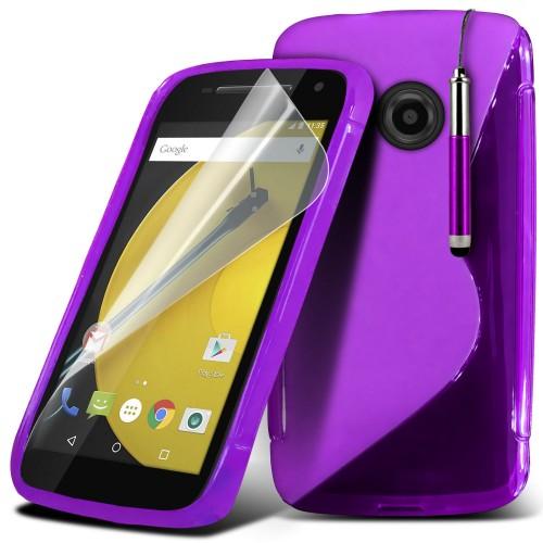 Θήκη Motorola Moto E 2nd Gen (018-003-304) - OEM