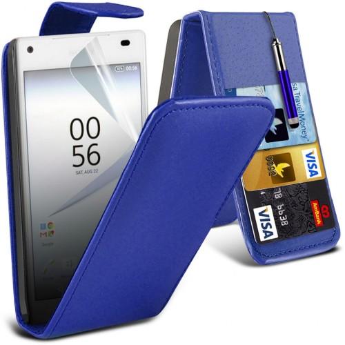 Flip Θήκη Sony Xperia Z5 Compact (001-005-500) - OEM