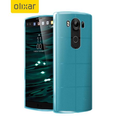 Ημιδιάφανη Θήκη LG V10 by Olixar (55698)