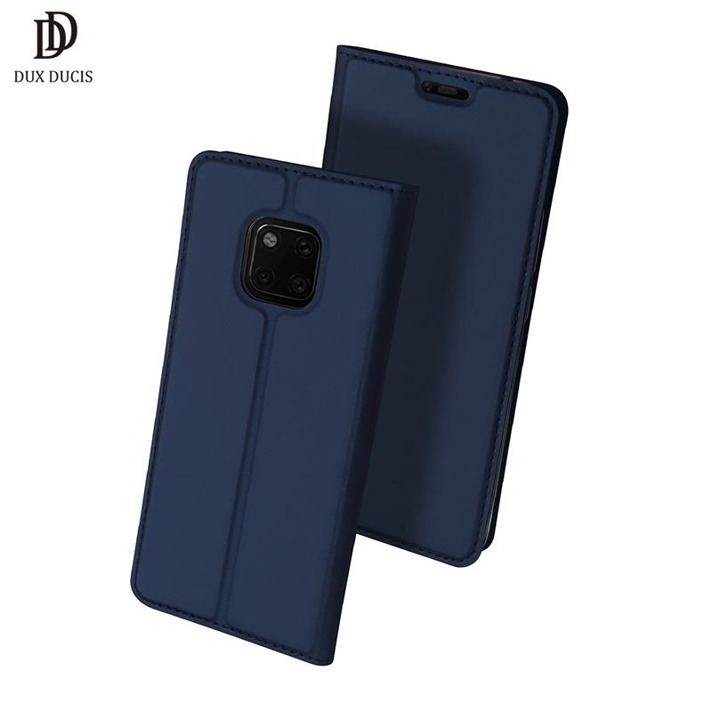 Duxducis Θήκη - Πορτοφόλι Huawei Mate 20 Pro - Blue (14365)