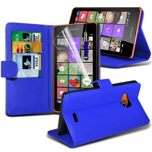 Θήκη Microsoft Lumia 540 - Πορτοφόλι (001-001-543) - OEM