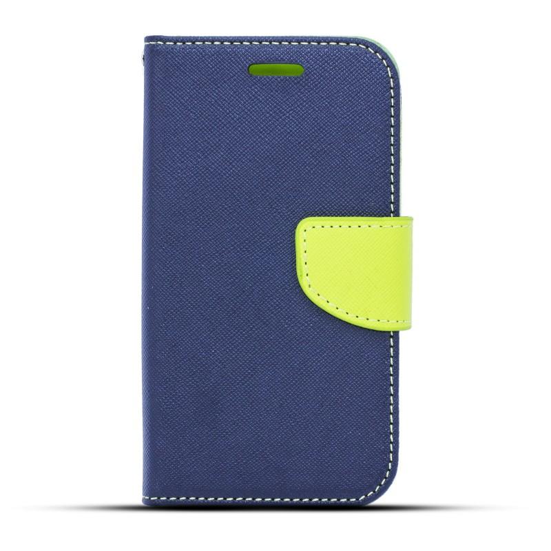 Θήκη LG K4 - Πορτοφόλι (001-014-112) Μπλε - OEM