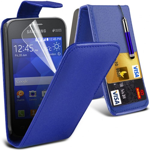 Flip Θήκη Samsung Galaxy Young 2 (001-002-021) - OEM