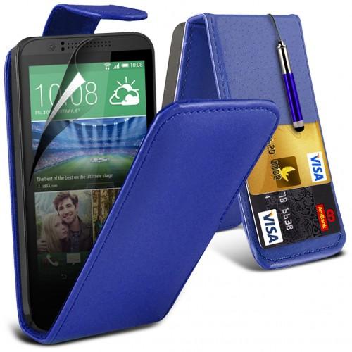 Flip Θήκη HTC Desire 320 (001-028-322) - OEM