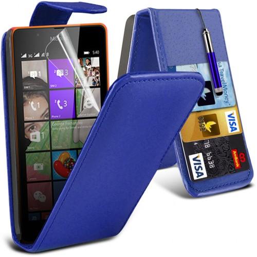 Flip Θήκη Microsoft Lumia 540 (001-001-544) - OEM