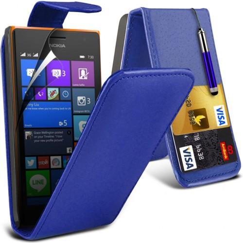 Flip Θήκη Nokia Lumia 730/735 (001-001-734) - OEM