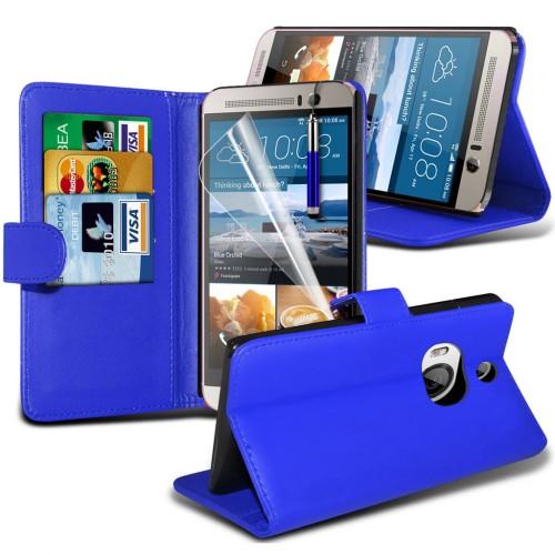 Θήκη HTC One M9 Plus - Πορτοφόλι (001-028-011) - OEM