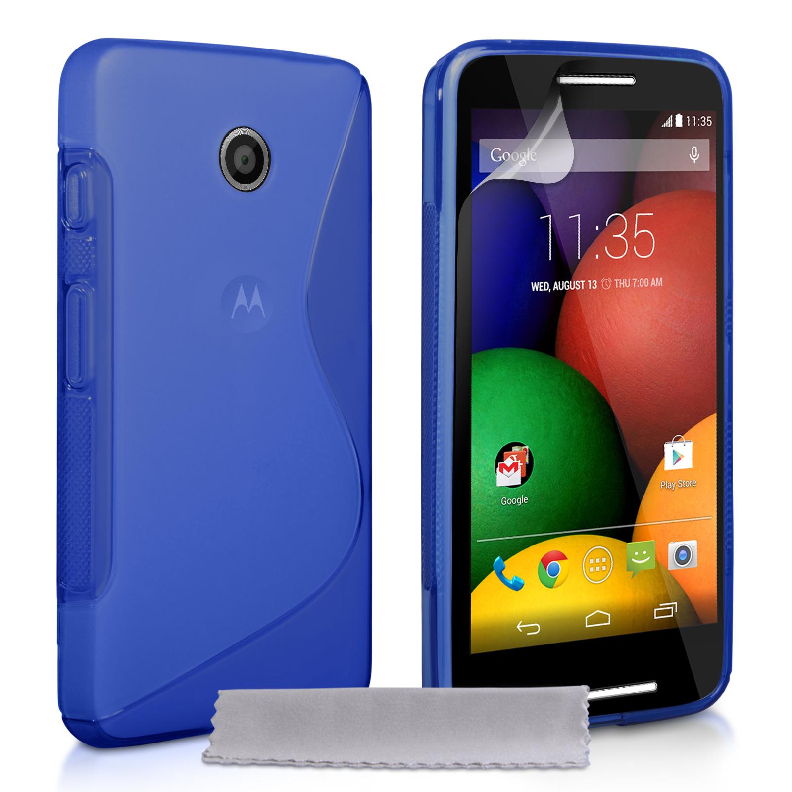 Θήκη Motorola Moto E by YouSave (Z301)