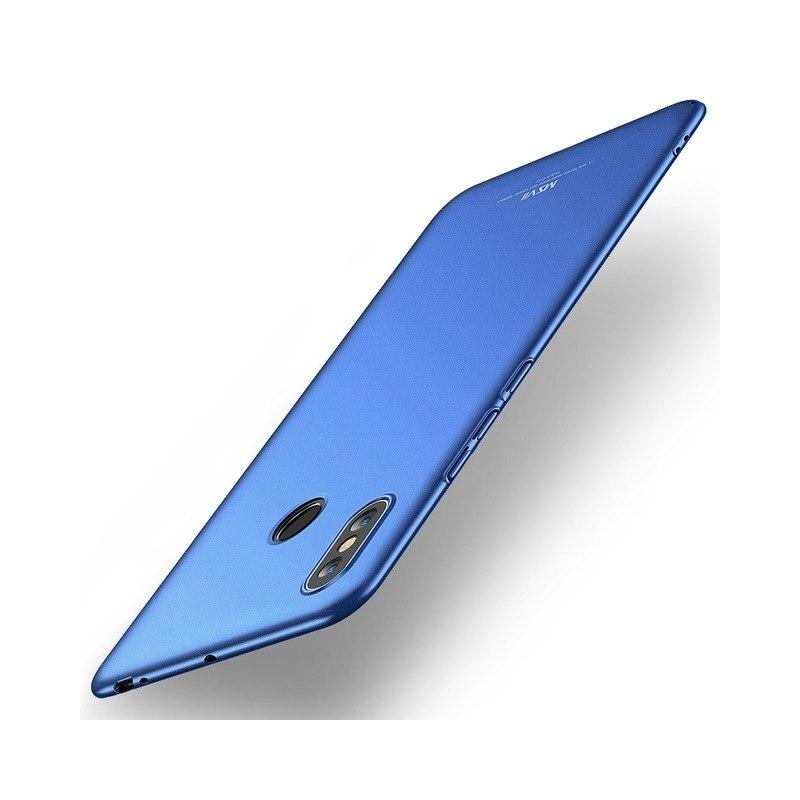 MSVII Super Slim Σκληρή Θήκη PC Xiaomi Mi Max 3 - Blue (E4-04)